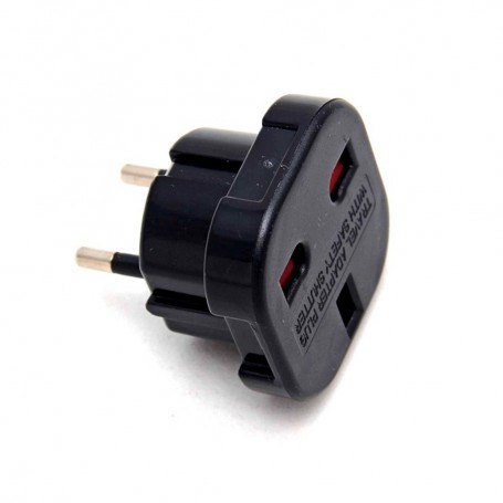 - Travel Power Adapter (EU to UK plugs) - Connectivity - PS-Universal